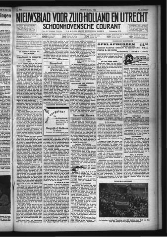 Schoonhovensche Courant 1932-07-15