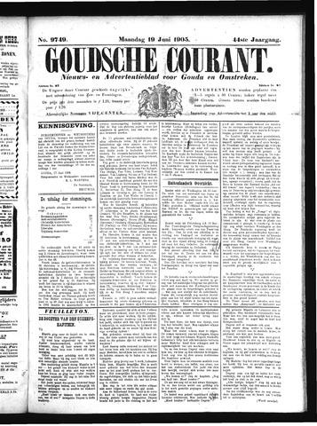 Goudsche Courant 1905-06-19