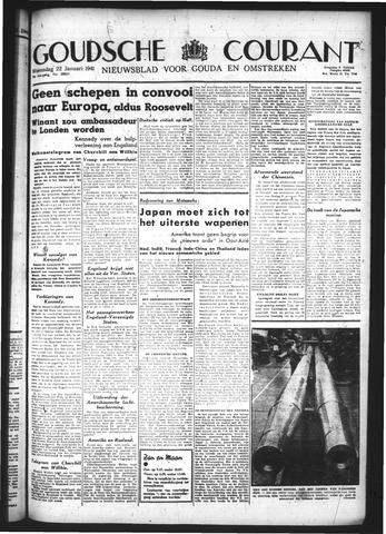Goudsche Courant 1941-01-22