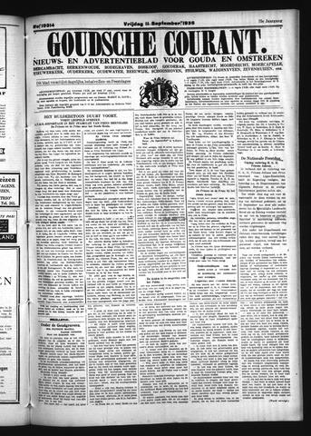 Goudsche Courant 1936-09-11