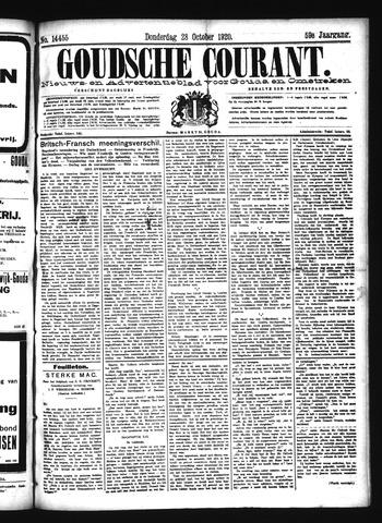 Goudsche Courant 1920-10-28