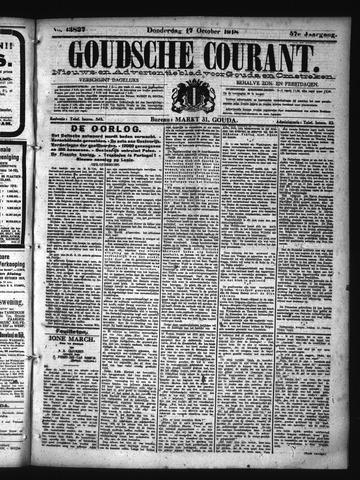 Goudsche Courant 1918-10-17