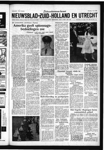 Schoonhovensche Courant 1960-05-09
