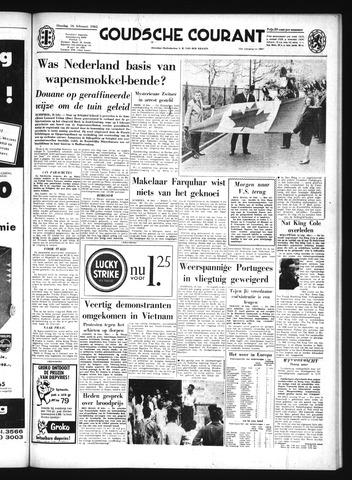 Goudsche Courant 1965-02-16