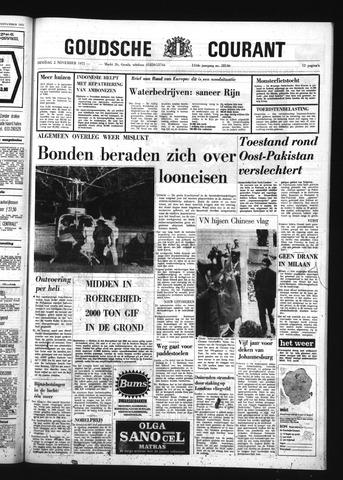 Goudsche Courant 1971-11-02