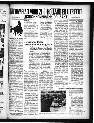 Schoonhovensche Courant 1948-12-24