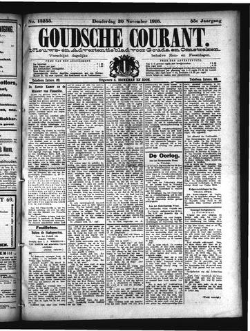 Goudsche Courant 1916-11-30