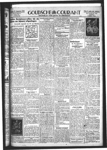 Goudsche Courant 1943-08-27