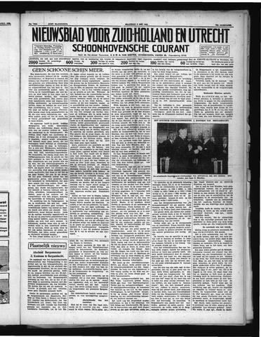 Schoonhovensche Courant 1938-05-02