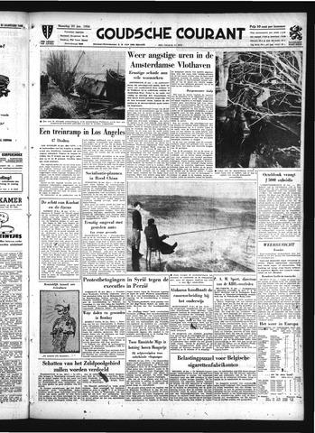 Goudsche Courant 1956-01-23