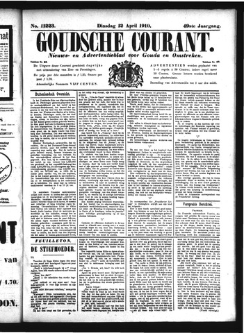 Goudsche Courant 1910-04-12