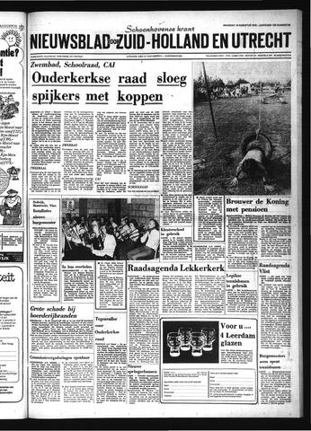 Schoonhovensche Courant 1975-08-18
