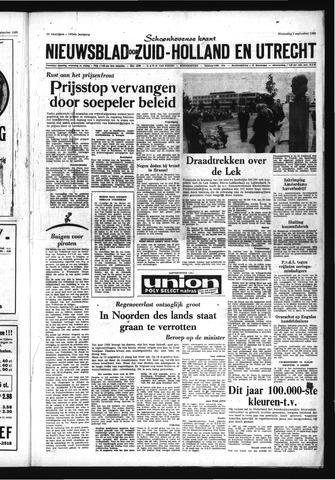 Schoonhovensche Courant 1969-09-03