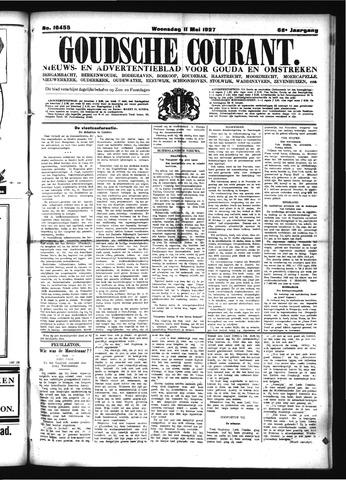 Goudsche Courant 1927-05-11