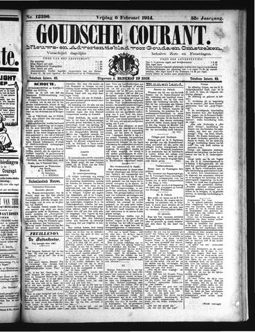 Goudsche Courant 1914-02-06