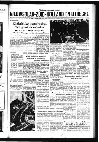 Schoonhovensche Courant 1969-07-07