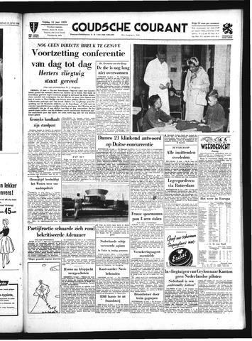Goudsche Courant 1959-06-12