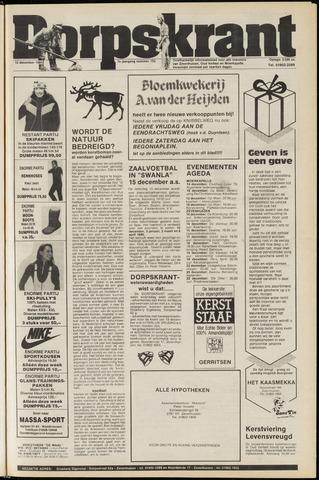 Dorpskrant 1984-12-12