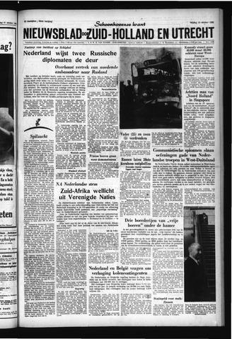 Schoonhovensche Courant 1961-10-13
