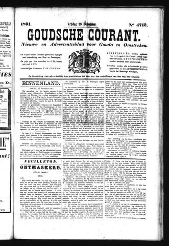 Goudsche Courant 1891-12-18