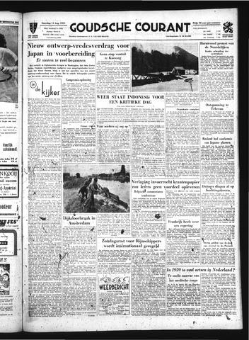 Goudsche Courant 1951-08-11