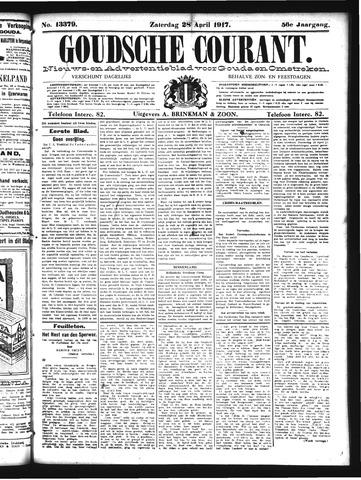 Goudsche Courant 1917-04-28