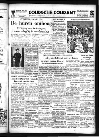 Goudsche Courant 1953-03-21