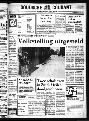 Goudsche Courant 1980-05-29