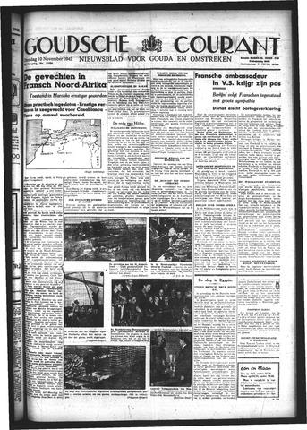 Goudsche Courant 1942-11-10