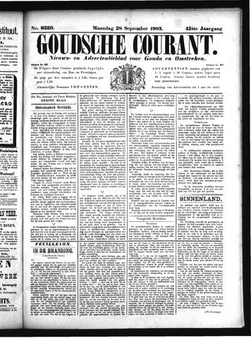Goudsche Courant 1903-09-28