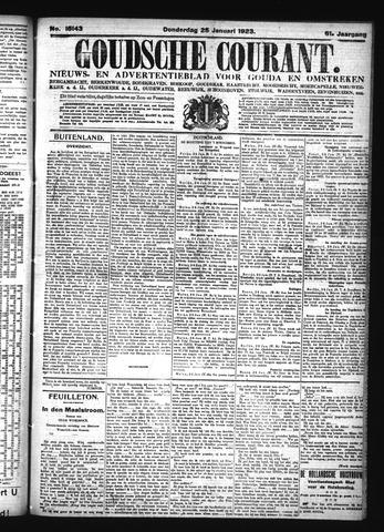Goudsche Courant 1923-01-25