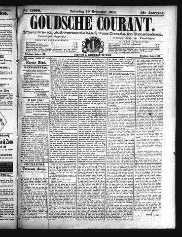 Goudsche Courant 1914-12-19