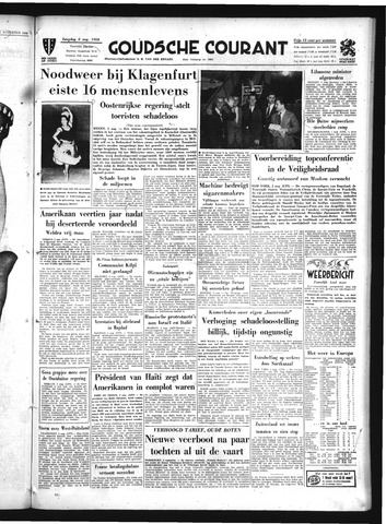 Goudsche Courant 1958-08-02