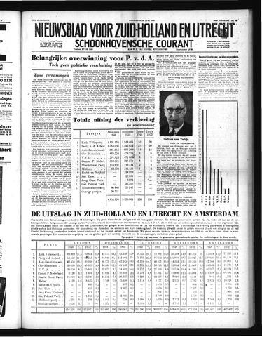 Schoonhovensche Courant 1952-06-26
