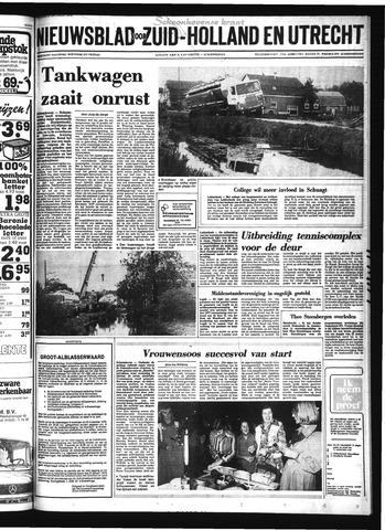 Schoonhovensche Courant 1978-10-27