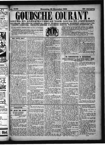 Goudsche Courant 1923-11-28