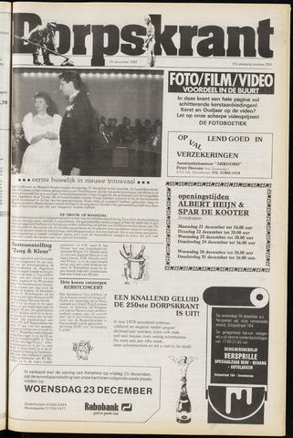 Dorpskrant 1987-12-16
