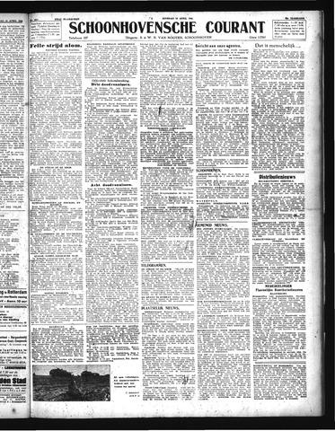 Schoonhovensche Courant 1944-04-18
