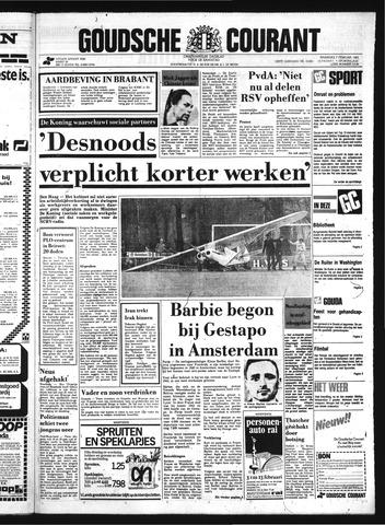 Goudsche Courant 1983-02-07