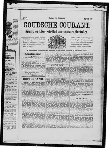 Goudsche Courant 1870-08-14