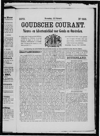 Goudsche Courant 1870-02-23