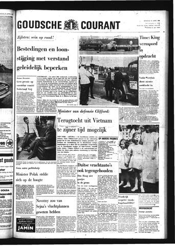 Goudsche Courant 1968-04-23