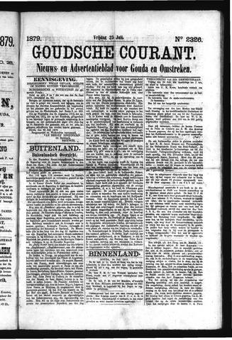 Goudsche Courant 1879-07-25