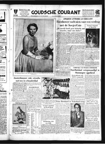 Goudsche Courant 1956-01-30