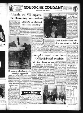 Goudsche Courant 1965-02-17