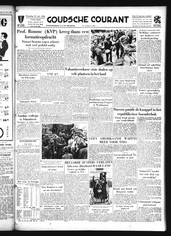 Goudsche Courant 1956-07-25