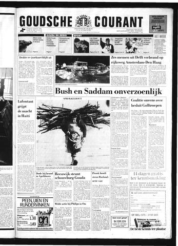 Goudsche Courant 1991-01-07