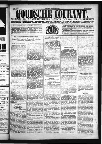 Goudsche Courant 1938-01-18