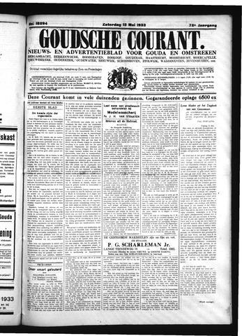 Goudsche Courant 1933-05-13