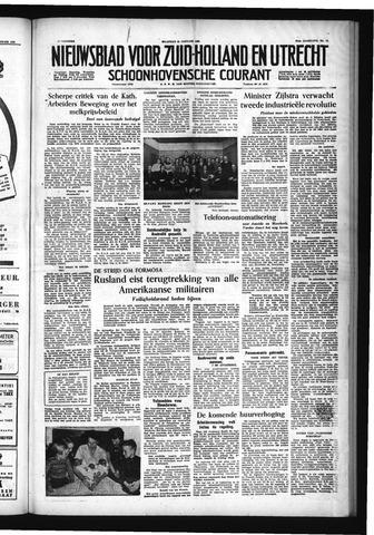 Schoonhovensche Courant 1955-01-31
